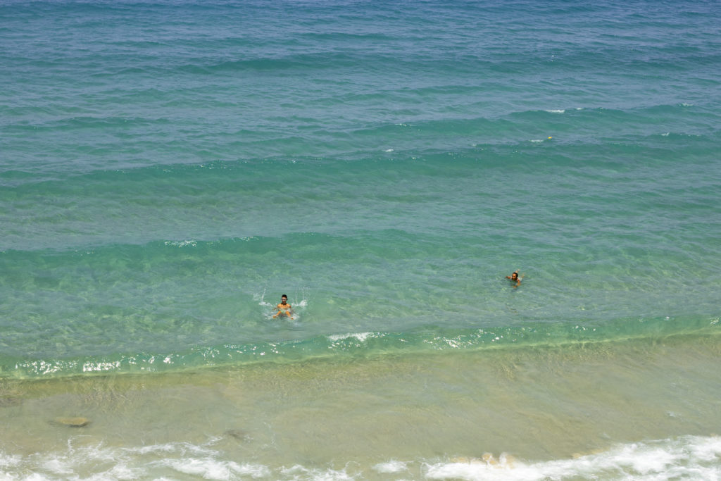 Пляж Агиос Николаос на Крите