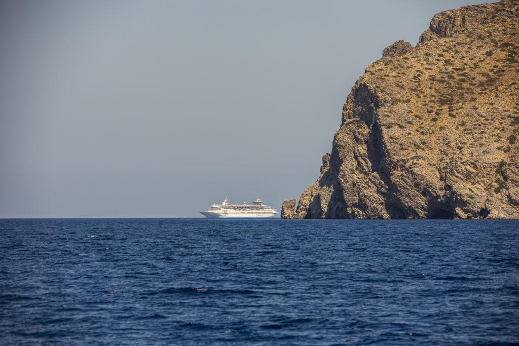 Celestyal Cruises ship, Crete island